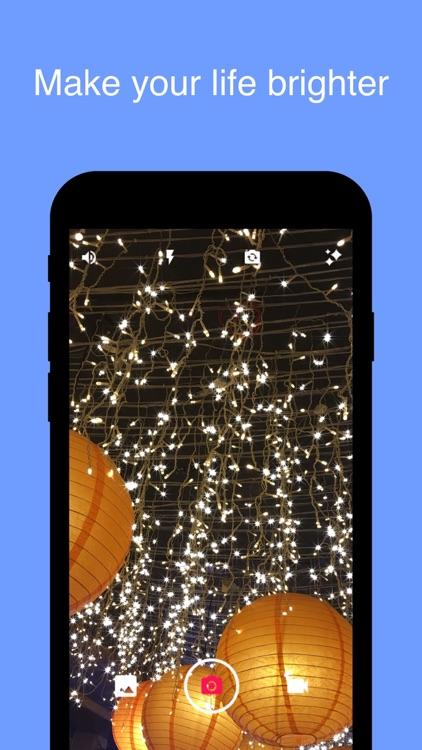 Bling - Sparkle Effects Camera screenshot-3