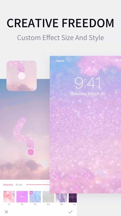 Sparkle Effects Glitter Effect screenshot-5