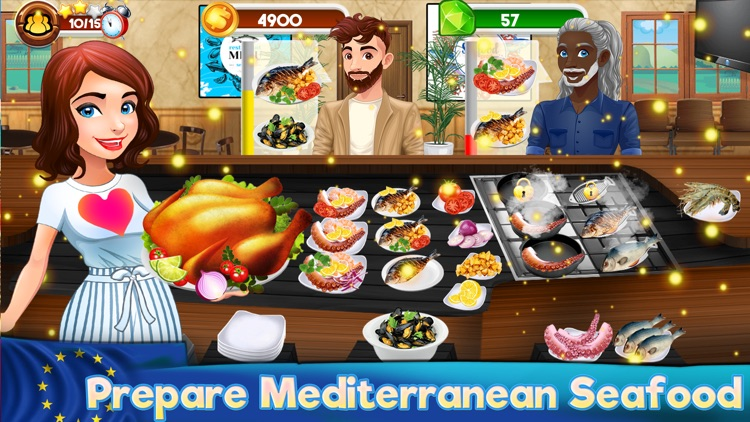 Cooking Kitchen Chef Food Game