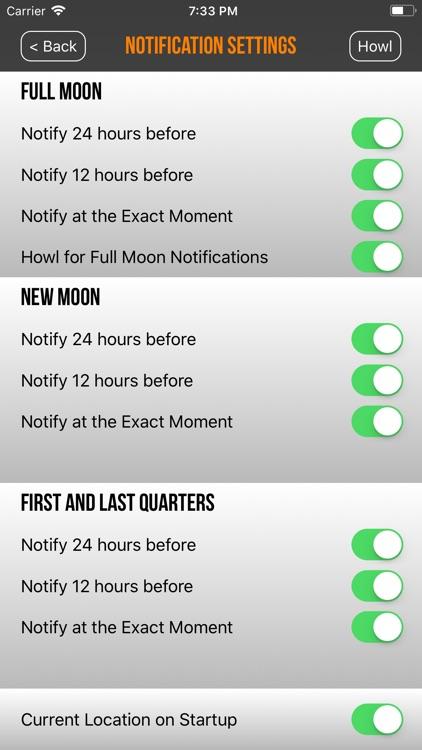 Moon Phase Calendar Plus screenshot-5