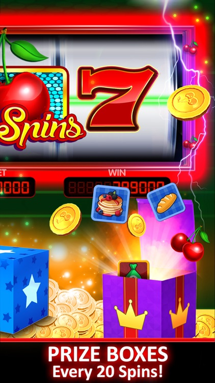 777 Classic Slots Galaxy screenshot-5