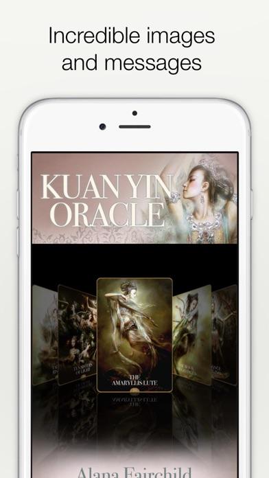 Kuan Yin Oracle - Fairchild screenshot 2