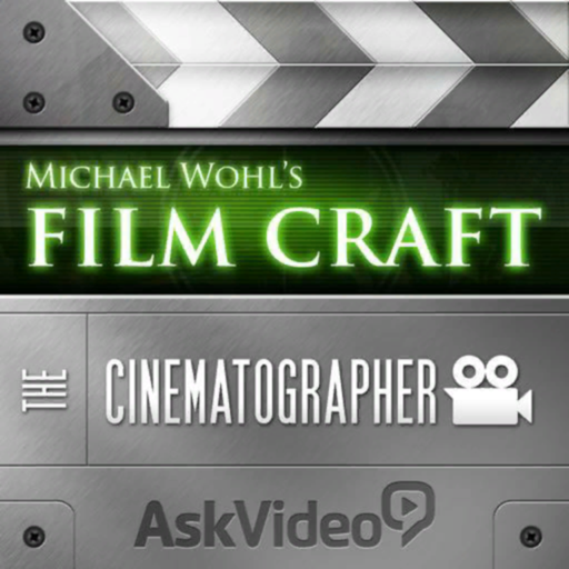 Cinematographer Film Craft 105