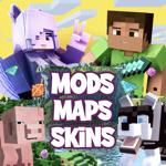 Skins Maps Mods for Minecraft на пк