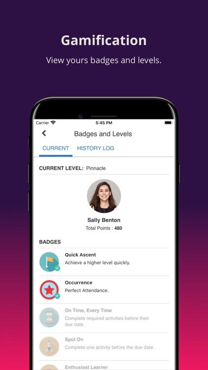 SumTotal Mobile screenshot-6