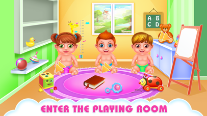 Babysitter a Day with Triplets Screenshot