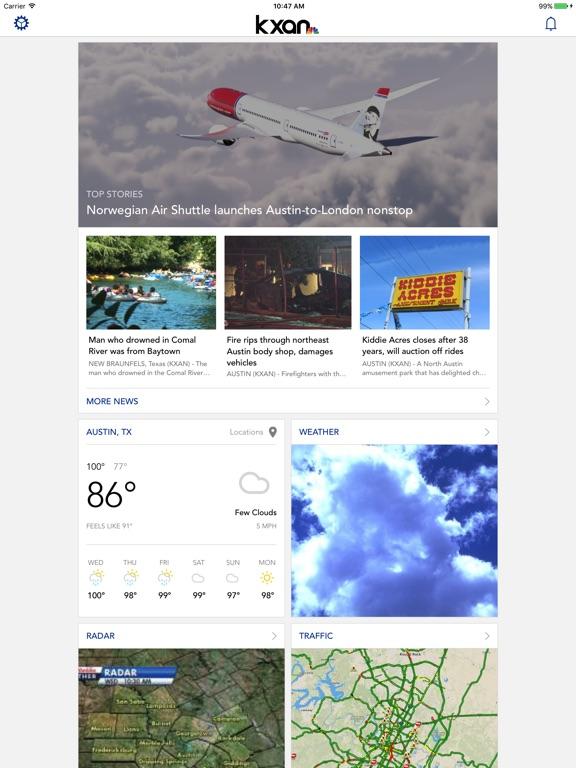 Kxan Traffic Map.Kxan Austin News Weather App Price Drops
