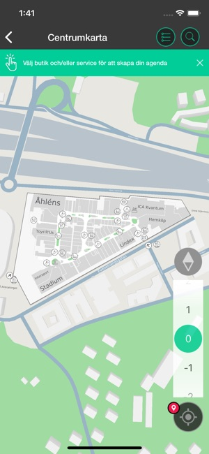 Mall Of Scandinavia App