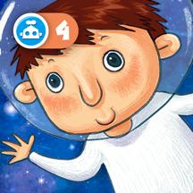 在月球上跳高-铁皮人宝宝启蒙儿童故事