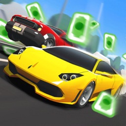 Idle Drag Race - Tap Car Game