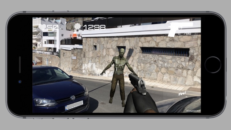 Zombie Attack AR In Reality screenshot-3