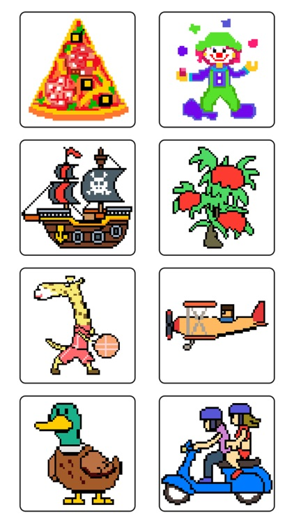 Pixel Coloring:Color By Number
