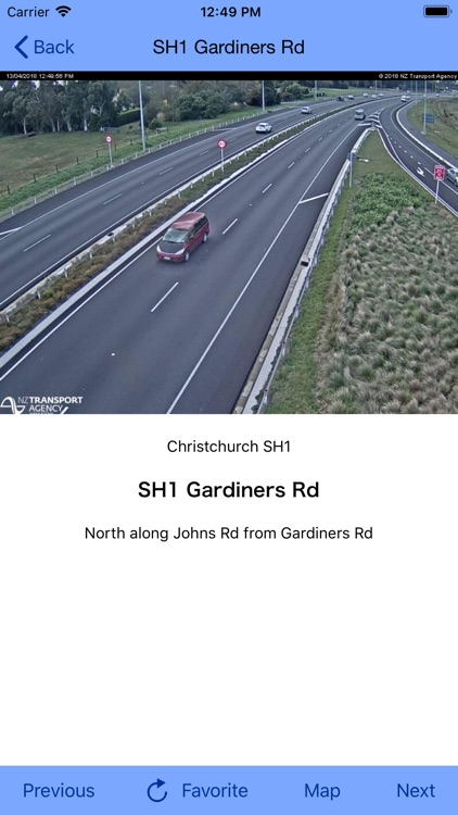 Christchurch Traffic screenshot-8