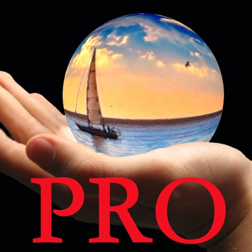 Crystal ball camera PRO
