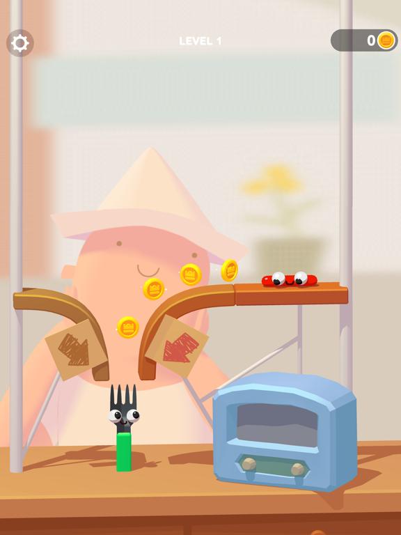 Fork N Sausageのおすすめ画像1