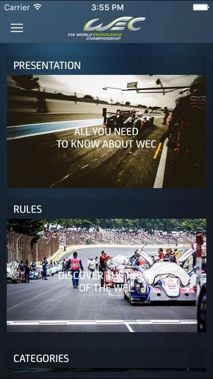 World Endurance Championship® screenshot-4