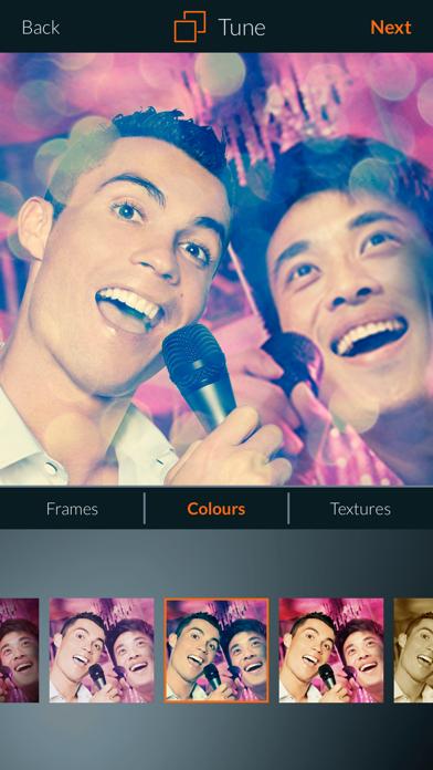 Screenshot for CR7Selfie in Lebanon App Store