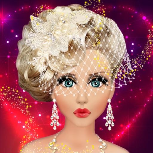 Свадебный макияж и мода Барби