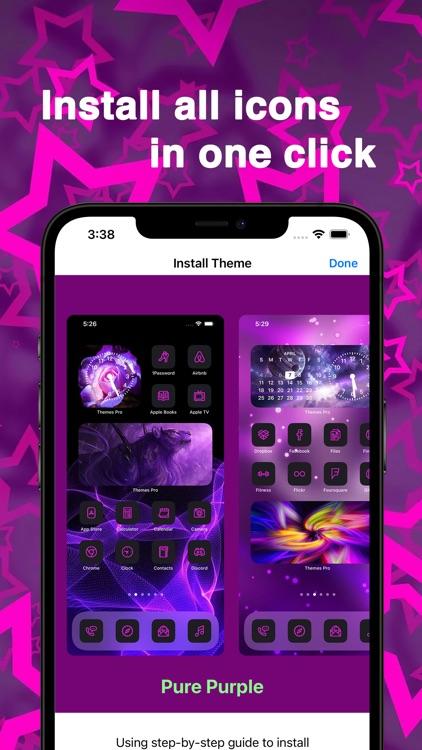 ThemesElite: App Icons & Theme screenshot-4