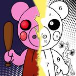 RoboxColor - Piggy Coloring на пк
