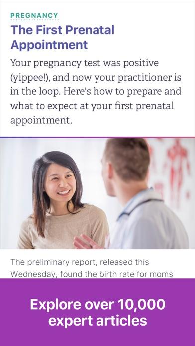 Pregnancy & Baby Tracker screenshot four