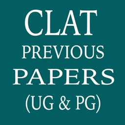 CLAT Previous Papers (UG & PG)