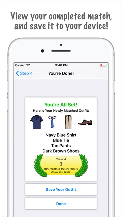 Clothes Matcher Pro screenshot-6