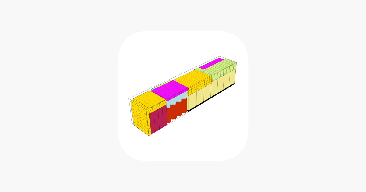 Cargo Optimizer Pro for iPad
