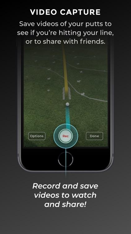 Golf Scope - AR Green Reading screenshot-4