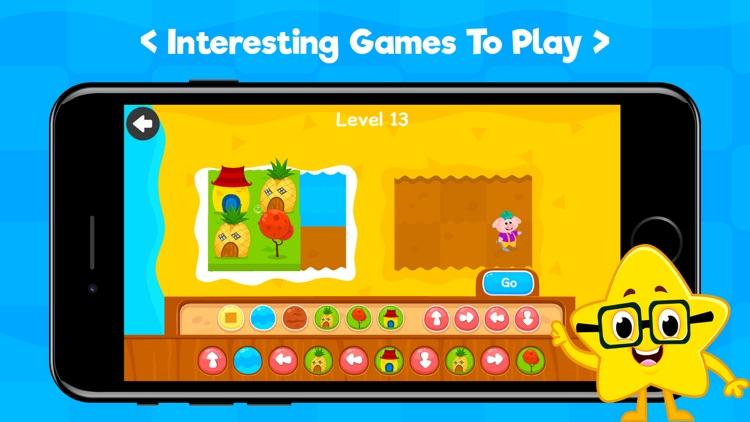 Coding Games - School Version screenshot-8