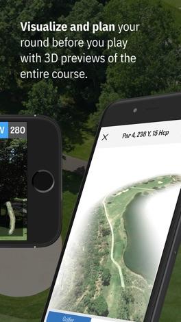 Golfshot Plus: Golf GPS + AR screenshot for iPhone