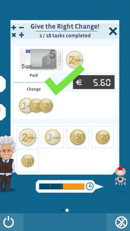 Einstein™ Brain Training HD screenshot-4
