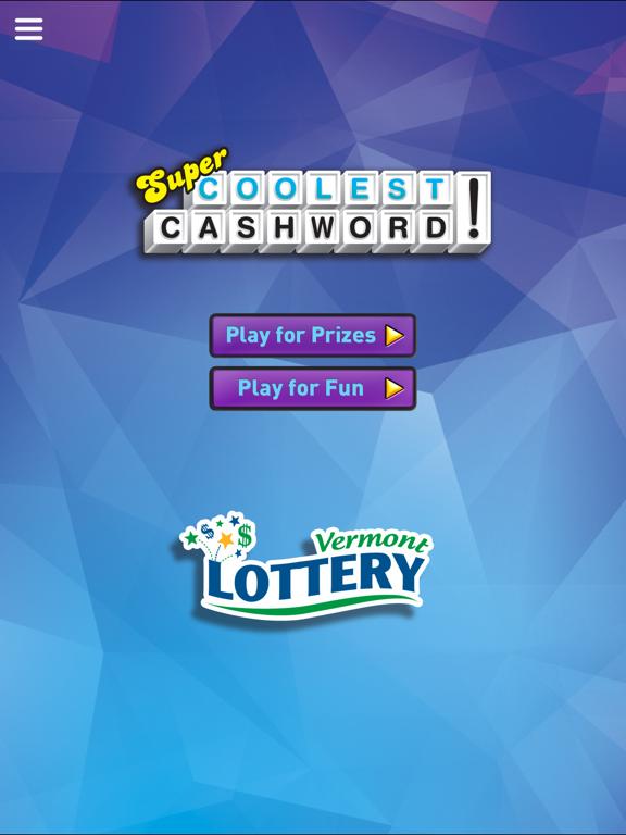 Super Bonus Crossword Va Lottery
