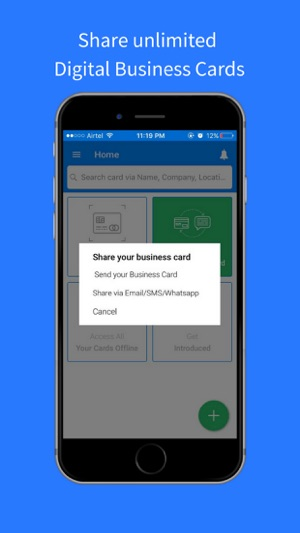 Business card scanner wockito on the app store business card scanner wockito on the app store colourmoves
