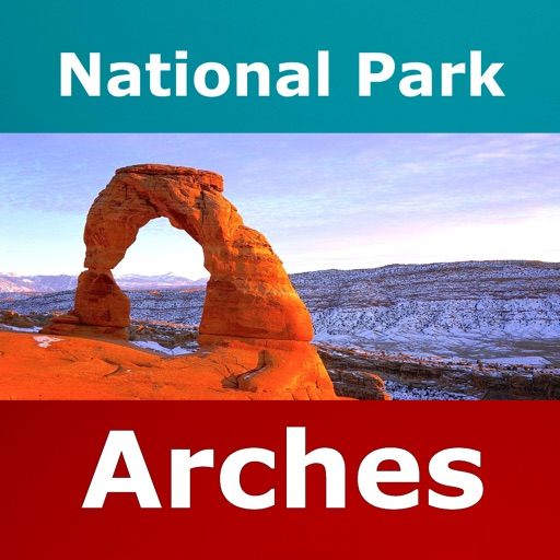 Arches National Park – GPS Map