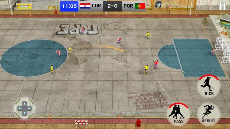 Street Soccer Cup 2021 screenshot-5