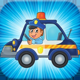 Fun Police Game For Little Cop