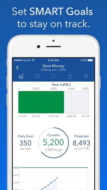Strides: Habit Tracker screenshot-4