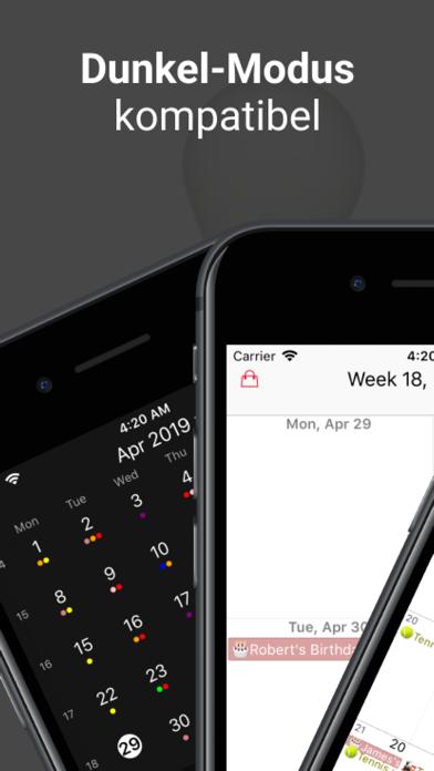 WeekCalendar - Cloud KalenderScreenshot von 5
