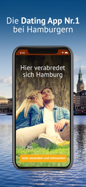 hamburg dating app