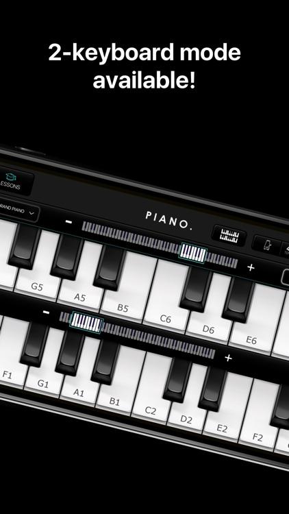 Piano - simply game keyboard screenshot-5