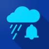 雨アラーム・気象レーダー