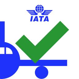 Ícone do app IATA Travel Pass