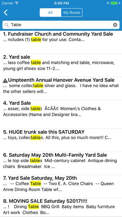 Yard Sale Treasure Map review screenshots