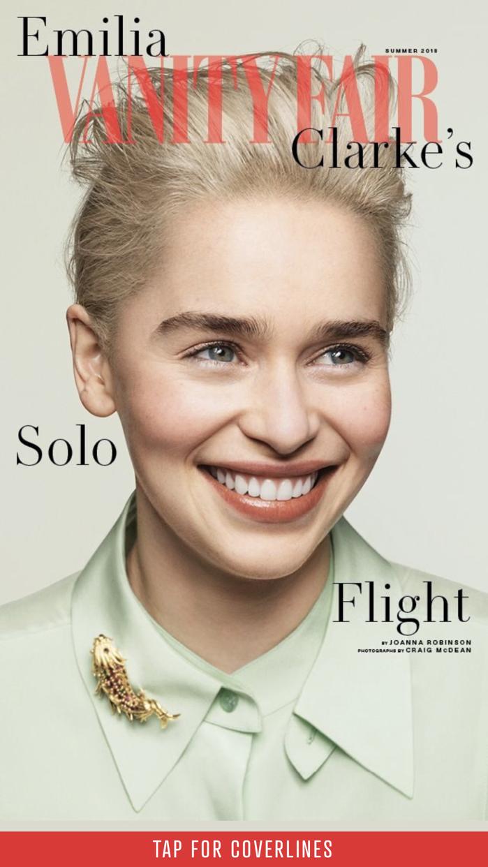 Vanity Fair Digital Edition Screenshot