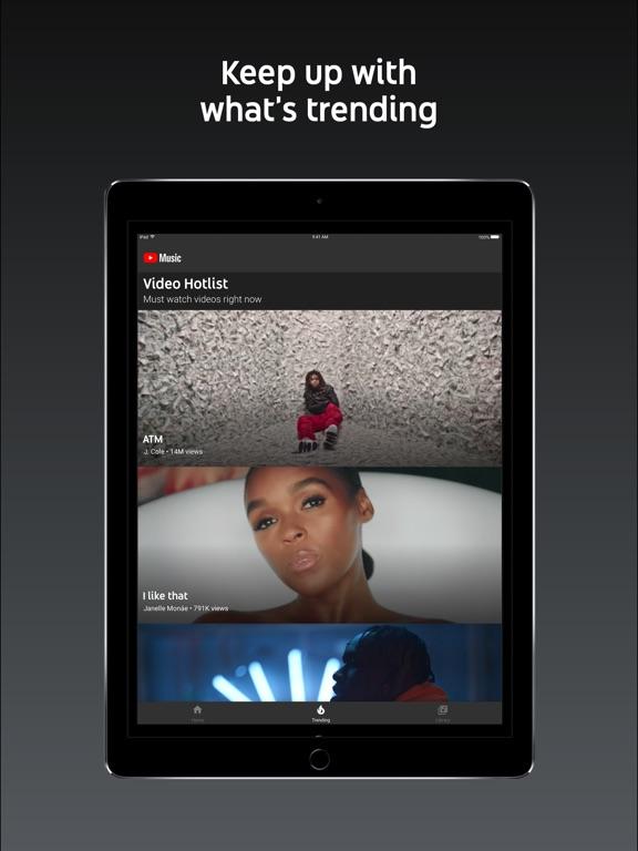 Screenshot #4 for YouTube Music