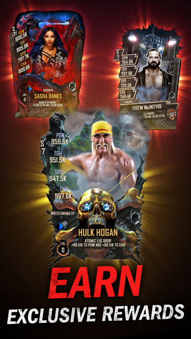 WWE SuperCard - Battle Cards wiki review and how to guide