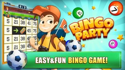 Bingo Party- BINGO Games 2.0.9  IOS