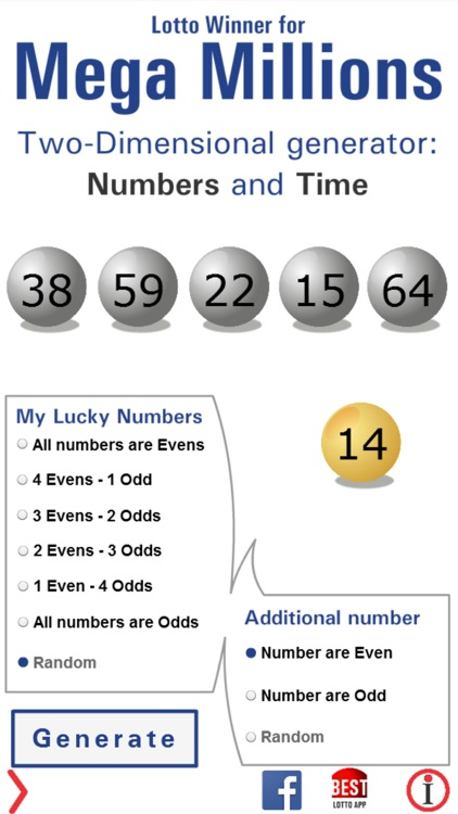 Lotto Winner for Mega Millions screenshot-3