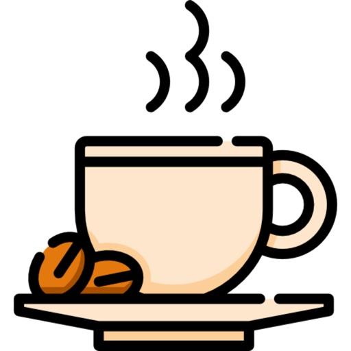 Coffee Diary(コーヒー日記)-コーヒーの量を記録 icon